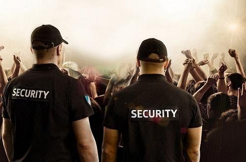 Охрана мероприятий