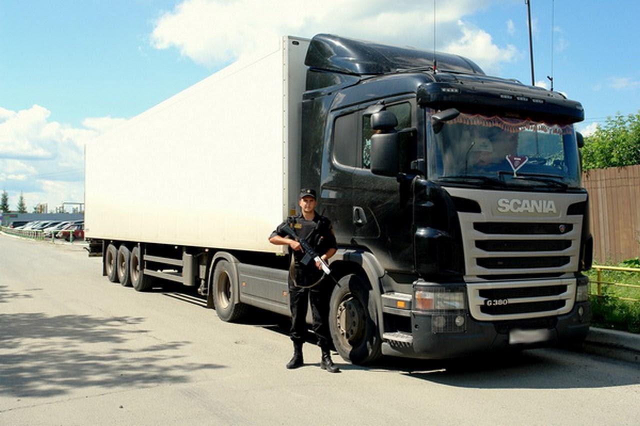 Услуги по сопровождению грузов