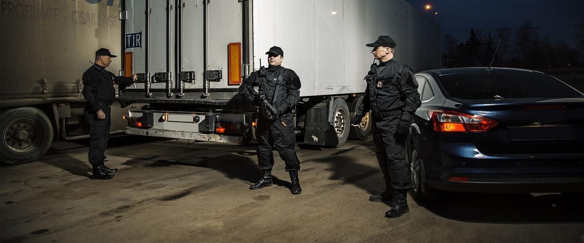 Услуги по сопровождению грузов в Москве